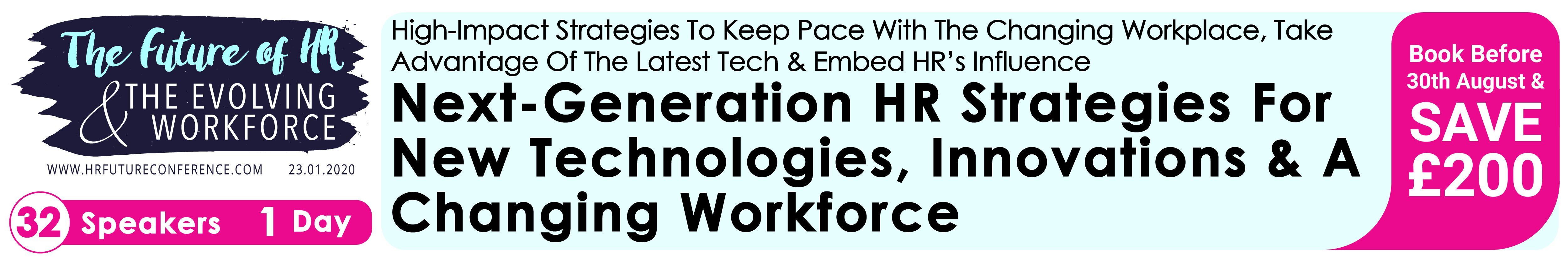 Future Of HR & Evolving Workforce Conference